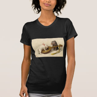Kittens and the Mandolin T Shirt
