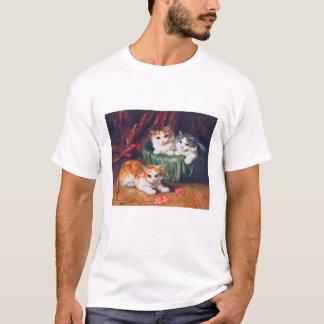 Kittens, Brunel de Neuville T-Shirt