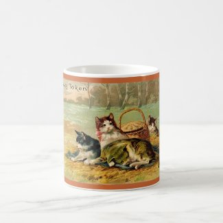 KITTENS Coffee Mug mug