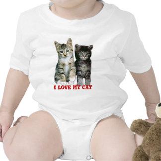 Kittens Infant Creeper