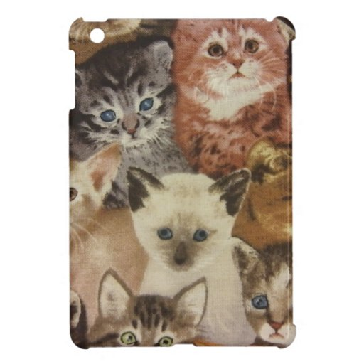 Kittens iPad Mini Covers