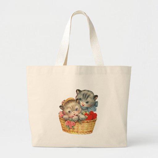 Kittens Jumbo Tote Bag