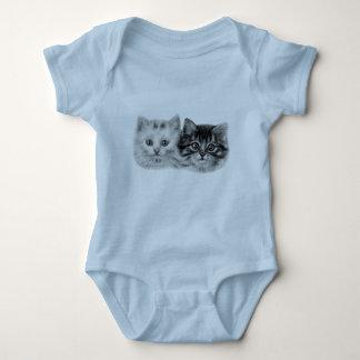 Kittens Painting T Shirts
