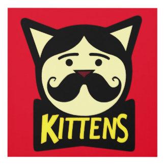 Kittens Panel Wall Art