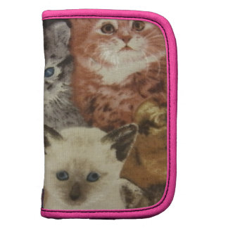 Kittens Folio Planner