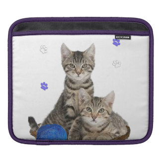 Kittens products sleeve for iPads