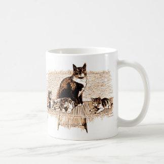 Kittens: They Always Purr Coffee Mug