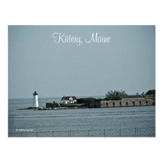 Kittery, Maine Postcard