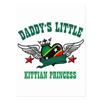kittian princess designs postcard