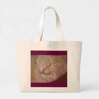 Kittie cat purse large tote bag