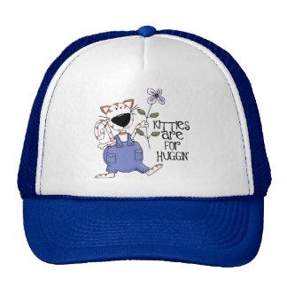 Kitties Are For Huggin' Hat