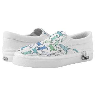 Kitties, kitties, kitties Slip-On sneakers
