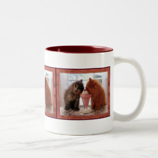 Kitties Snack Time Mug