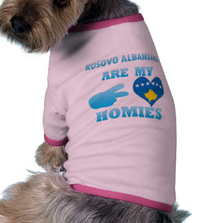 Kittitians are my Homies Doggie Shirt