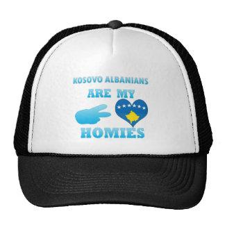 Kittitians es mi Homies Gorros Bordados