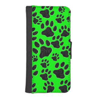 Kittty Paws Phone Wallet Cases