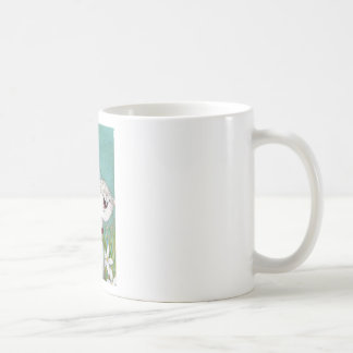 Kitty and Butterfly Coffee Mugs