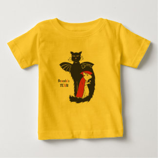 Kitty and mouse vampires baby T-Shirt
