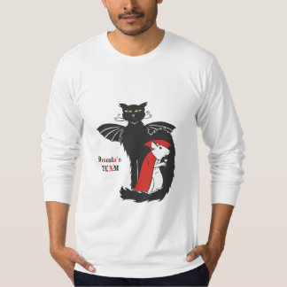Kitty and mouse vampires T-Shirt