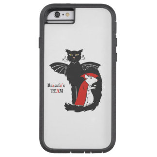 Kitty and mouse vampires tough xtreme iPhone 6 case
