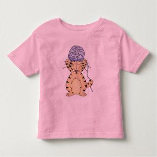 Kitty and Yarn Ball Toddler T-shirt