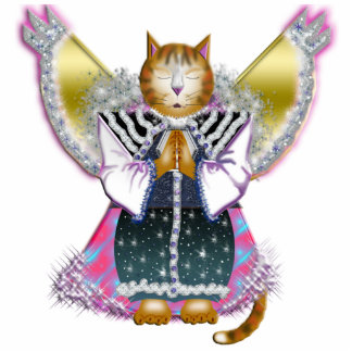 kitty angel 2009 (red tabby) cut out