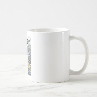 kitty blues coffee mug