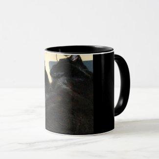 Kitty Buddy Gamer Mug