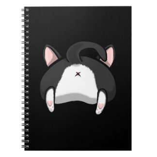 Kitty Butt Notebook