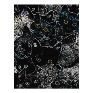 Kitty Cat Art Letterhead