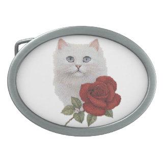 Kitty Cat Belt Buckle