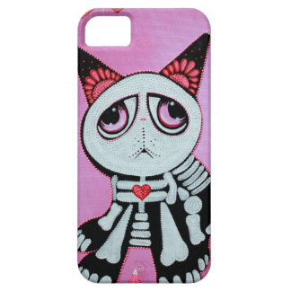 Kitty Cat Candy Pink iPhone 5 Cases