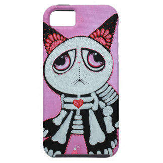 Kitty Cat Candy Pink iPhone 5 Cover