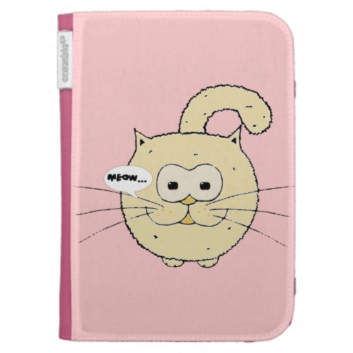Kitty-cat Cases For The Kindle