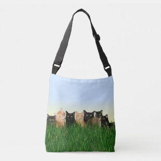 KItty cat family Tote Bag