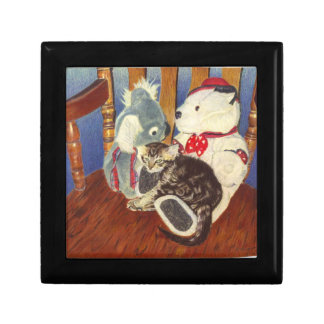 Kitty Cat & Friends Jewelry/Gift Box