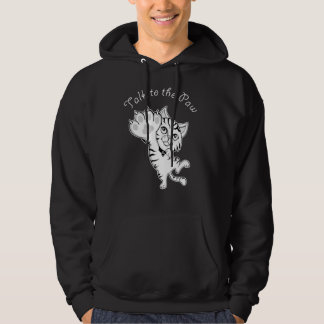 Kitty Cat Gifts Hoodie