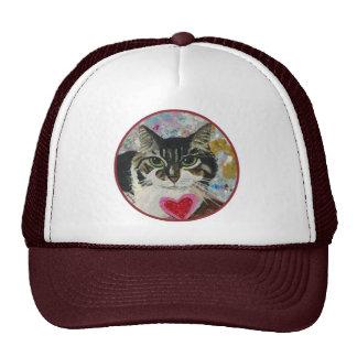 Kitty Cat Trucker Hat