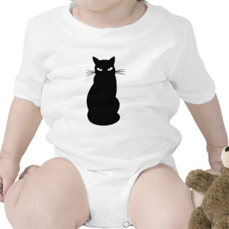 Kitty Cat Infant One Piece Baby Romper Bodysuit