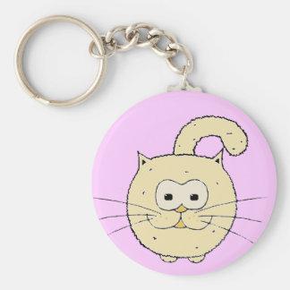 Kitty-cat Keychain