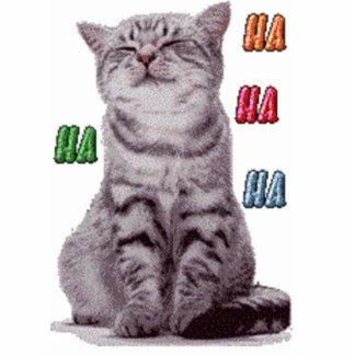 Kitty Cat Photo Sculpture