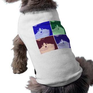 Kitty Cat Pop Art Shirt