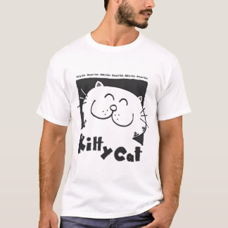 Kitty Cat - Smart Cat T-Shirt