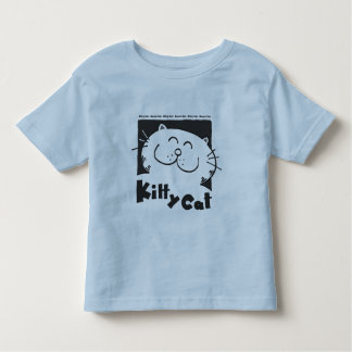 Kitty Cat - Smart Cat Toddler T-shirt