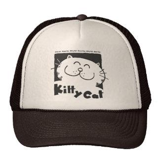 Kitty Cat - Smart Cat Trucker Hat