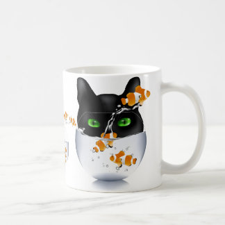 Kitty Cat Snack Attack Mug