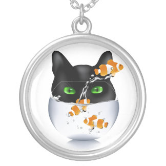 Kitty Cat Snack Attack Necklace
