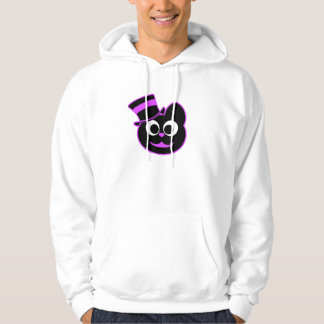 Kitty Cat Top Hat Purple