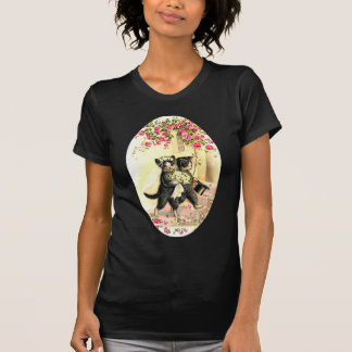 Kitty Cat Wedding T Shirts