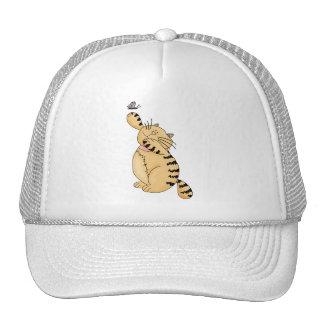 Kitty Cats · Kitty & Butterfly Trucker Hat